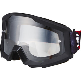 100% Strata Lunettes de protection, slash/anti fog clear